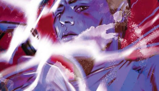 Comic review: William Gibson's Archangel #4