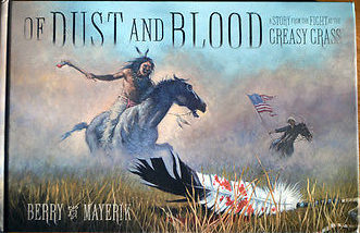 Of Dust And Blood by Jim Berry and Val Mayerik (Comic Review)