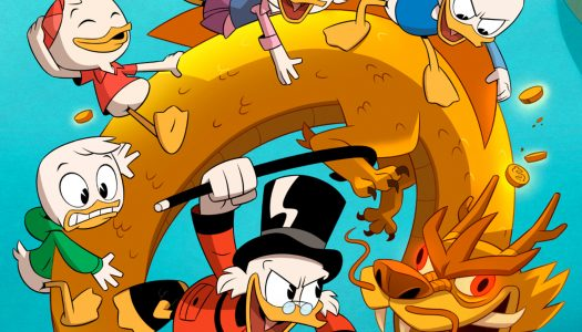 """DuckTales Premieres August 12th with TV Movie; Series to Include Carl Barks """"Secret of Atlantis"""" Adaptation?"""