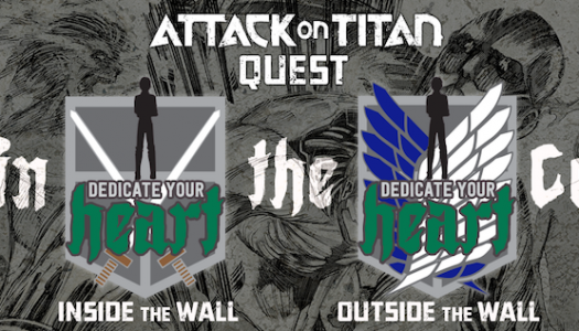 Kodansha and Funimation Unveil Attack on Titan Quest, a Mobile Game Exclusive to LA and Anime Expo 2017