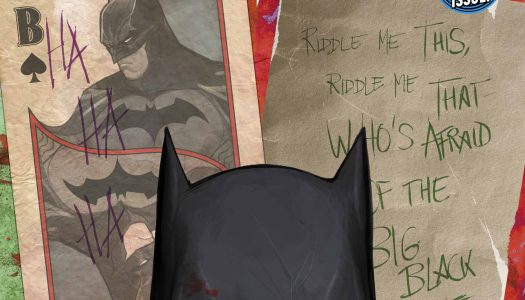 Review: Batman #25 War of Jokes and Riddles (Spoilers)