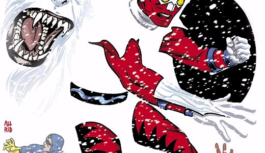 Review: Bug! The Adventures of Forager #2 (Spoilers)