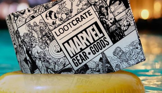 Loot Crate's Marvel Gear + Goods May 2017: Cosmic Party (Review, Spoilers)