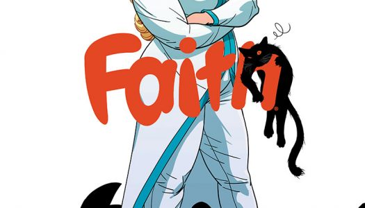 Faith #12 Five Page Preview