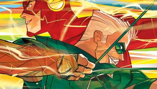 """Green Arrow #26 Six Page Advance Preview: """"Hard Traveling Hero"""" Pt. 1"""