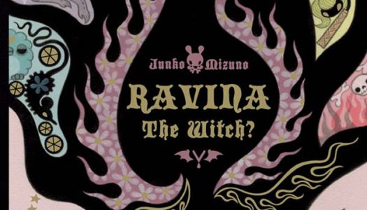 Comic Review: Ravina the Witch?