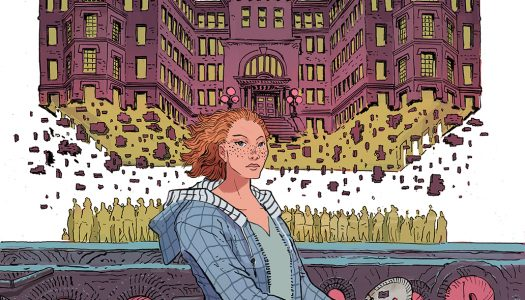 COMIC REVIEW: The Unsound #1