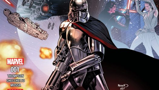 Journey to Star Wars: The Last Jedi–Captain Phasma #1 Advance Preview