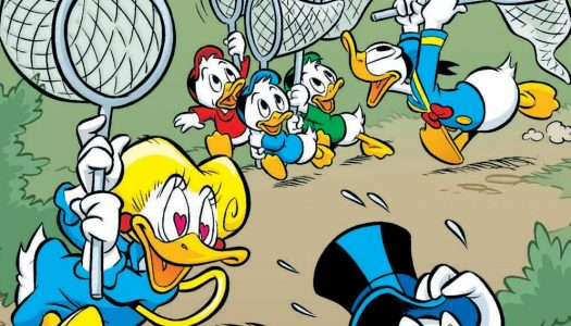 June 21st IDW Previews: Top 100 Comic Book Films, Uncle Scrooge #27, and More