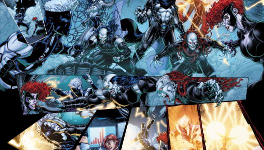 Wildstorm: A Celebration of 25 Years Eight Page Preview
