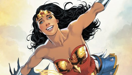 Comic Review: Wonder Woman Annual #1