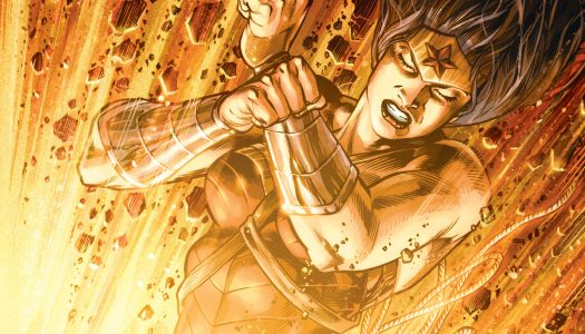 "Wonder Woman #26 Advance Preview: ""Heart of the Amazon"" Part 1"