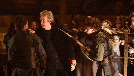 "Doctor Who S10e10 ""The Eaters of Light"" (26 Pictures)"