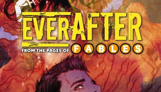 Comic Review: Everafter #11