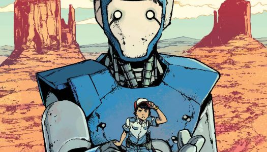 August 2nd BOOM! Previews: Mech Cadet Yu #1, Adventure Time/Regular Show #1, and More
