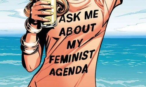 Thought Bubbles: How Feminists and SJWs Are Ruining Comics