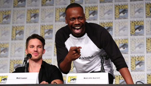 NBC at #SDCC: Timeless Panel, Midnight Texas Activation Galleries