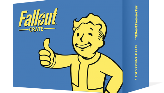 Inaugural Fallout Crate Available for Pre-Order from Loot Crate