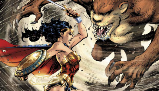 Comic Review: Wonder Woman/Tasmanian Devil Special