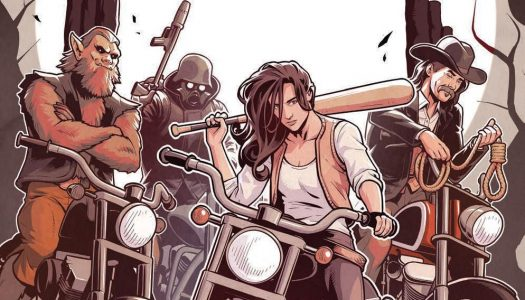 July 12th IDW Previews: Wynonna Earp: Season Zero #1 and More