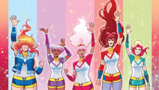 COMIC REVIEW – Zodiac Starforce: Cries of the Fire Prince #1