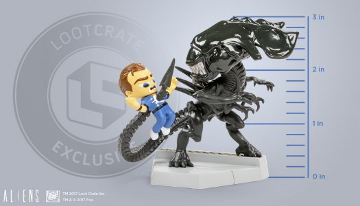 ROBOTIC Launches Loot Crate's Dueling Mini Figs (Spoilers)