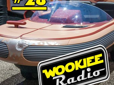 Wookiee Radio 28: Kids' Size Pieces Of Awesome