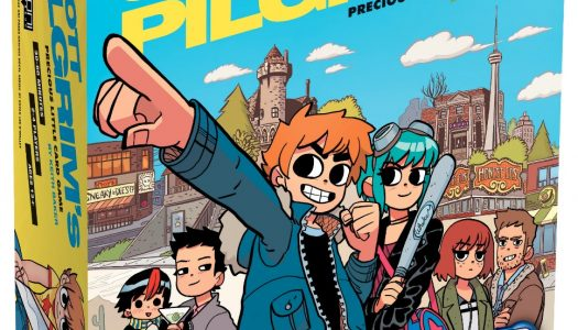 Oni Press Announces Oni Games Tabletop Imprint