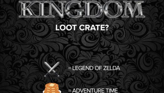 Loot Crate August 2017: Kingdom (Review, Spoilers)