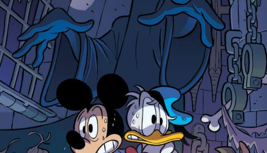August 23rd IDW Previews: Donald & Mickey #1, Yo-Kai Watch #3, and More