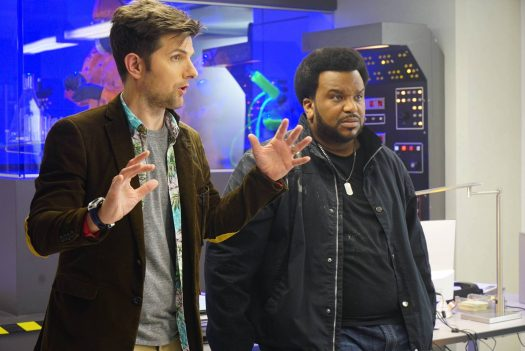 Ghosted S1E01