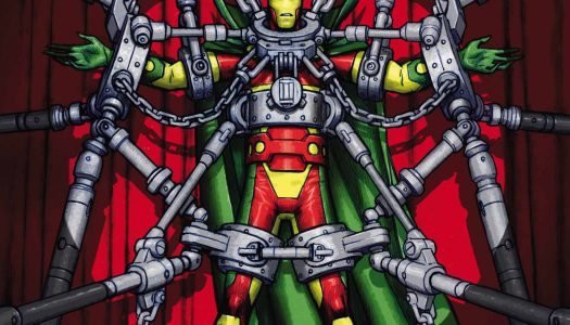 Review: Mister Miracle #1 (Spoilers)