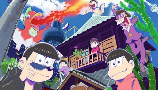 Mr. Osomatsu Anime Acquired by Viz Media