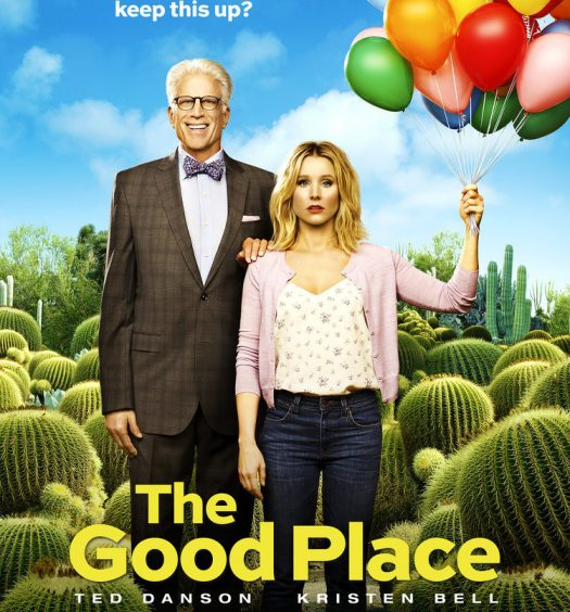 Good Place season two