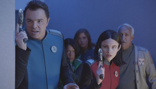 "The Orville S1E01 ""Pilot"" (13 Episodic Pictures, Cast and Character Gallery)"