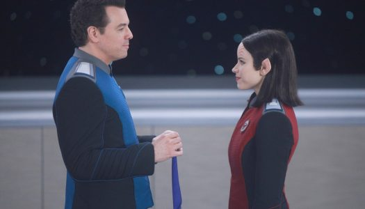 """The Orville S1E02 """"Command Performance"""" (9 Pictures)"""