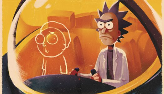 August 23rd Oni Previews: Rick and Morty #29 and More