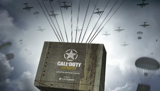 Call of Duty: WWII Limited Edition Loot Crate Announced for December Release