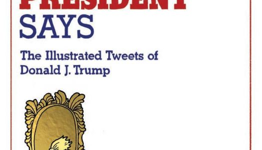 August 16th IDW Previews:  Sh*t My President Says: Illustrated Tweets of Donald J. Trump, and More