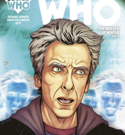 Twelfth Doctor Year Three #6