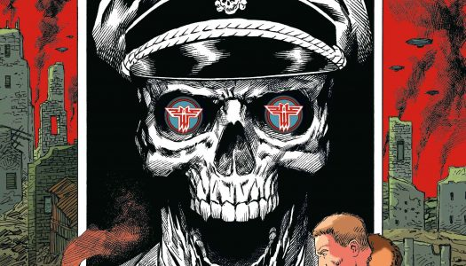 Wolfenstein #1 Five Page Advance Preview