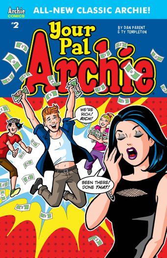 Your Pal, Archie #2