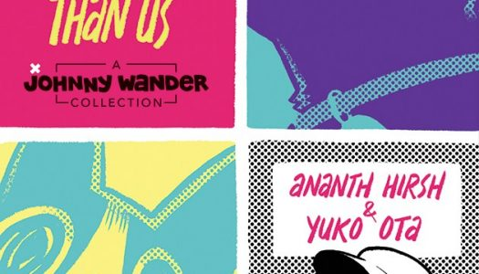 Yuko Ota and Ananth Hirsh of Johnny Wander Win Ignatz Award