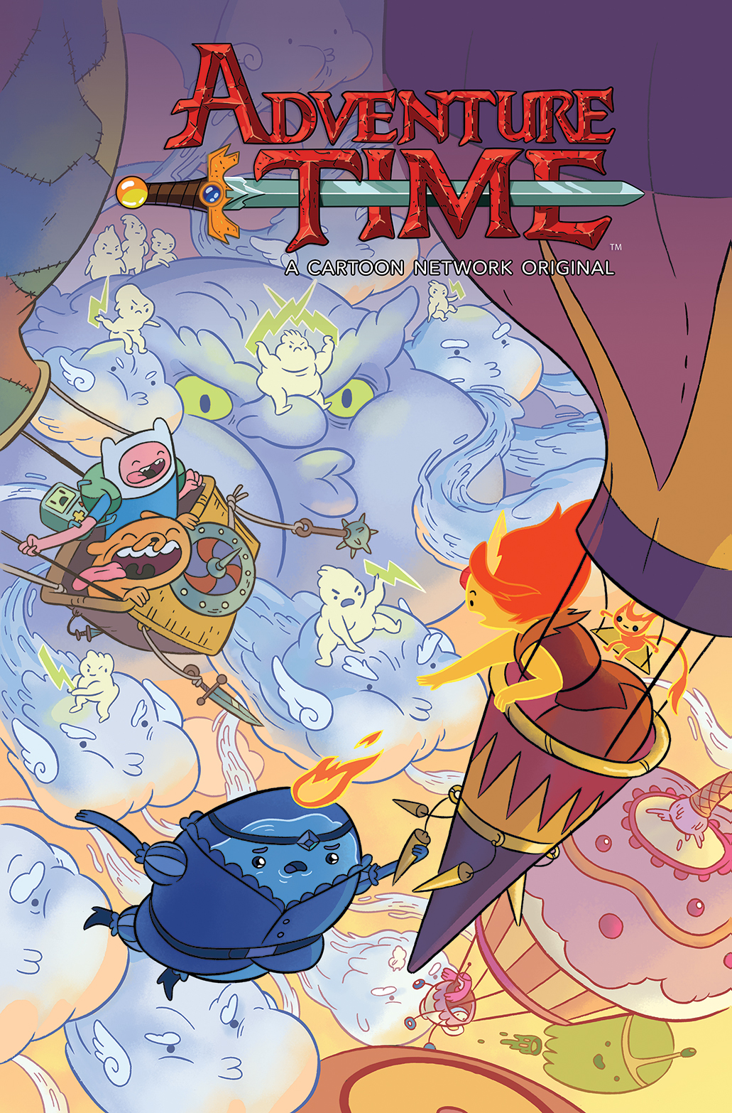 September 6th BOOM! Previews: Lazaretto #1, Adventure Time #68, and More - NerdSpan