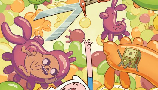 October 4th BOOM! Previews: Adventure Time #69, and More