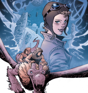 Comic Review: Elsewhere #1