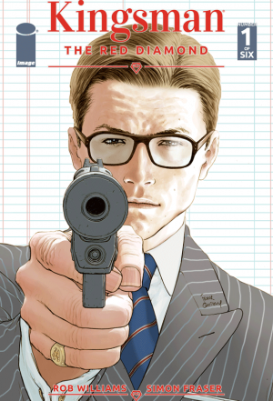 Cover of Kingsman Red Diamond Issue 1