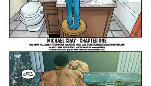 Wildstorm: Michael Cray #1 Advance Preview