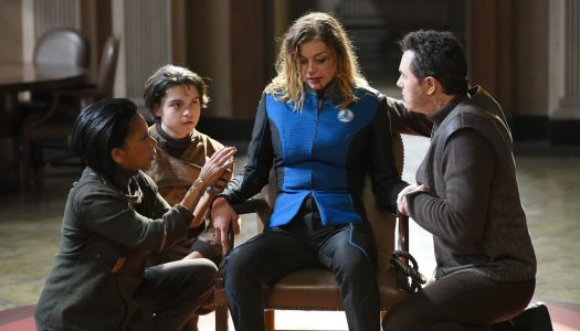 """The Orville S1E04 """"If the Stars Should Appear"""" (24 Pictures)"""