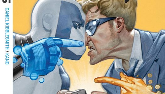 Quantum and Woody #1 Five Page Advance Preview